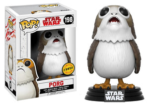 Pop! Star Wars - Porg (Chase) - Mom's Basement Collectibles