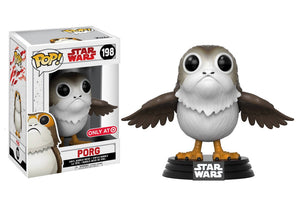 Pop! Star Wars - Porg (Target Exclusive) - Mom's Basement Collectibles