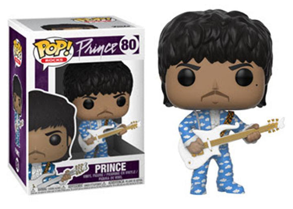 Pop! Rocks: Prince - Prince [Blue] - Mom's Basement Collectibles
