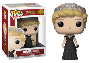Pop! Royals - Diana [Princess Of Wales] - Mom's Basement Collectibles