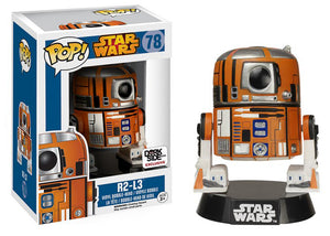 Pop! Star Wars - R2-L3 (Exclusive No Sticker) - Mom's Basement Collectibles
