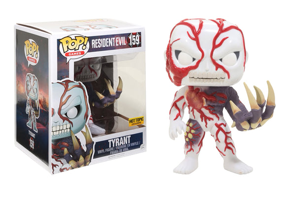 Pop! Games: Resident Evil - Tyrant (Hot Topic Exclusive) - Mom's Basement Collectibles
