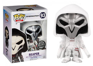 Pop! Games: Overwatch - Reaper [Wight] (Blizzard Exclusive) - Mom's Basement Collectibles
