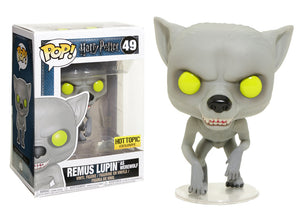 Pop! Harry Potter - Remus Lupin [Werewolf] (Hot Topic Exclusive) - Mom's Basement Collectibles