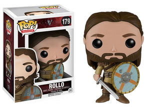 Pop! Television: Vikings - Rollo - Mom's Basement Collectibles