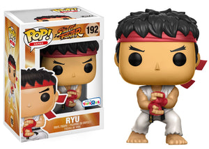 Pop! Games: Street Fighter - Ryu (Toys R Us Exclusive) - Mom's Basement Collectibles