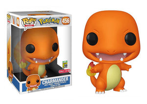 Pop! Games: Pokemon - Charmander [10 Inch] (Target & Summer Convention Exclusive 2019) - Mom's Basement Collectibles