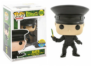 Pop! Television: The Green Hornet - Kato [Unmasked] (Toy Tokyo 2019) - Mom's Basement Collectibles