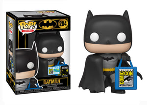 Pop! Heroes: Batman 80 Years - Batman [With SDCC Bag] (SDCC 2019) - Mom's Basement Collectibles
