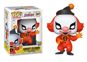 Pop! Animation: Scooby-Doo - Ghost Clown - Mom's Basement Collectibles