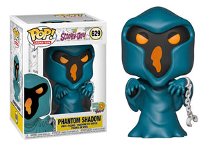 Pop! Animation: Scooby-Doo - Phantom Shadow - Mom's Basement Collectibles