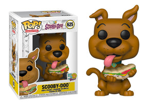 Pop! Animation: Scooby-Doo - Scooby with Sandwich - Mom's Basement Collectibles