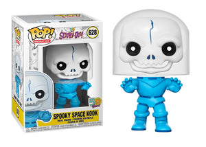 Pop! Animation: Scooby-Doo - Spooky Space Kook - Mom's Basement Collectibles