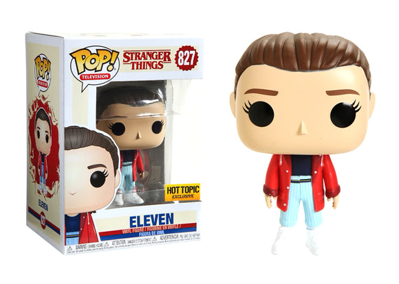Pop! Television: Stranger Things - Eleven [Season 3] (Hot Topic Exclusive) - Mom's Basement Collectibles