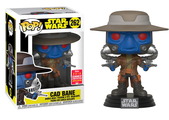 Pop! Star Wars - Cad Bane (Summer Convention 2018) - Mom's Basement Collectibles
