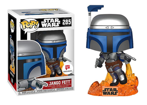 Pop! Star Wars - Jango Fett (Walgreens Exclusive) - Mom's Basement Collectibles