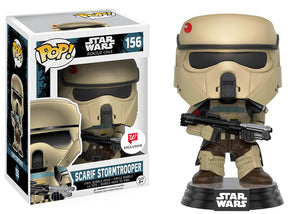 Pop! Star Wars - Scarif Stormtrooper (Walgreens Exclusive) - Mom's Basement Collectibles