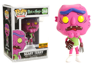 Pop! Animation: Rick and Morty - Scary Terry (Hot Topic Exclusive) - Mom's Basement Collectibles