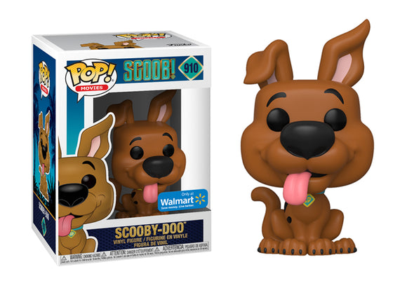 Pop! Movies: Scoob! - Scooby-Doo (Walmart Exclusive) - Mom's Basement Collectibles