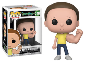 Pop! Animation: Rick and Morty - Sentient Arm Morty - Mom's Basement Collectibles