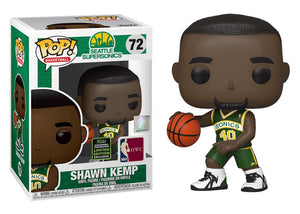 Pop! Basketball - Shawn Kemp (Spring Convention Exclusive) - Mom's Basement Collectibles