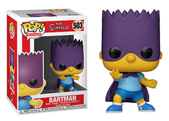 [PRE-ORDER] Pop! Animation: The Simpsons - Bartman - Mom's Basement Collectibles