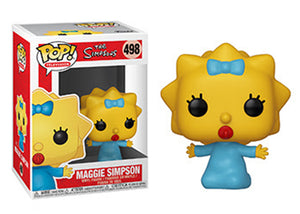 [PRE-ORDER] Pop! Animation: The Simpsons - Maggie Simpson - Mom's Basement Collectibles