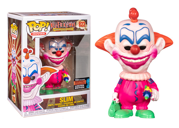 Pop! Movies: Killer Klowns from Outer Space - Slim (Fall Convention Exclusive 2019) - Mom's Basement Collectibles