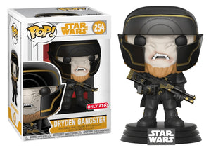Pop! Star Wars: Solo - Dryden Gangster (Target Exclusive) - Mom's Basement Collectibles