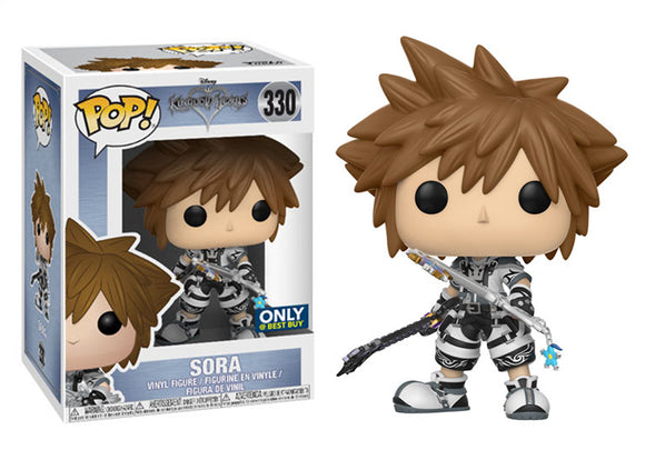 Pop! Disney: Kingdom Hearts - Sora [Final Form] (Best Buy Exclusive) *DAMAGED* - Mom's Basement Collectibles