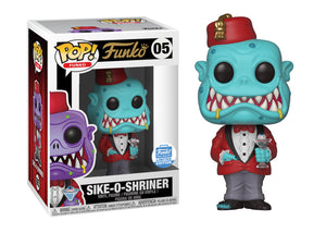 Pop! Funko: Spastik Plastik - Sike-O-Shriner (Funko Shop Exclusive) - Mom's Basement Collectibles