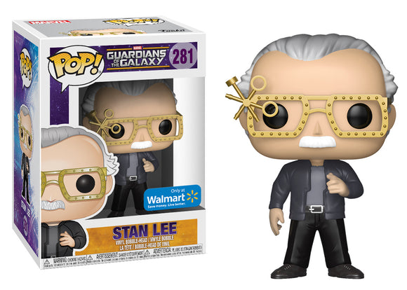 Pop! Marvel: Guardians of the Galaxy - Stan Lee (Walmart Exclusive) - Mom's Basement Collectibles
