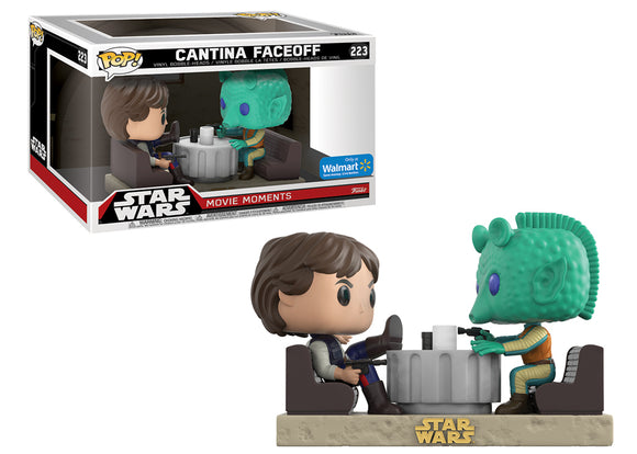 Pop! Star Wars - Cantina Faceoff (Walmart Exclusive) - Mom's Basement Collectibles