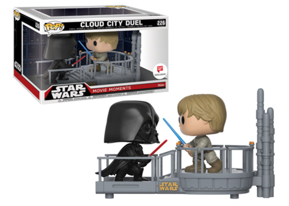 Pop! Star Wars - Cloud City Duel (Walgreens Exclusive) - Mom's Basement Collectibles