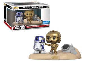 Pop! Star Wars - Escape Pod Landing (Walmart Exclusive) - Mom's Basement Collectibles