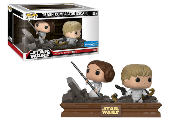 Pop! Star Wars - Trash Compactor Escape (Walmart Exclusive) - Mom's Basement Collectibles