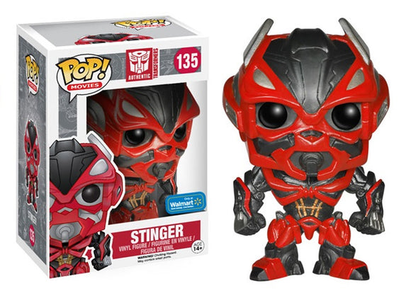 Pop! Movies: Transformers - Stinger (Walmart Exclusive No Sticker) - Mom's Basement Collectibles