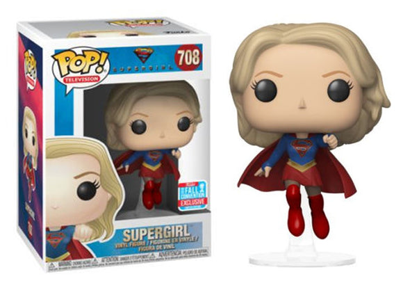 Pop! Television: Supergirl - Supergirl (Fall Convention Exclusive 2018) - Mom's Basement Collectibles