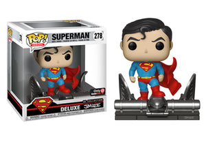 Pop! Heroes - Superman [Jim Lee] (Gamestop Exclusive) - Mom's Basement Collectibles