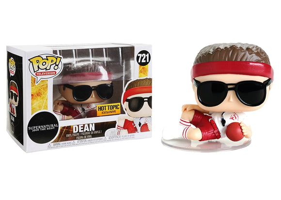 Pop! Television: Supernatural - Dean [Gym Teacher] (Hot Topic Exclusive) - Mom's Basement Collectibles
