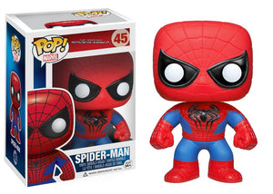 Pop! Marvel: The Amazing Spider-Man 2 - Spider-Man - Mom's Basement Collectibles