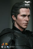 Hot Toys: The Dark Knight Rises - Batman DX12 [Pre-Owned] - Mom's Basement Collectibles