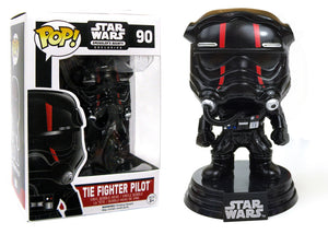 Pop! Star Wars - TIE Fighter Pilot (Smuggler's Bounty Exclusive Chase) - Mom's Basement Collectibles