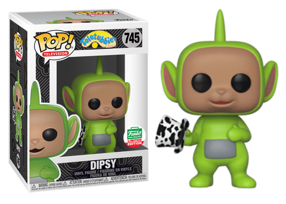 Pop! Television: Teletubbies - Dipsy (Funko Shop Exclusive) - Mom's Basement Collectibles
