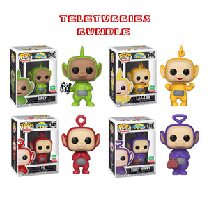 Bundle: Pop! Television: Teletubbies Set (Funko Shop Exclusive) - Mom's Basement Collectibles