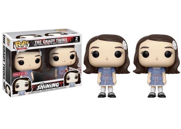 Pop! Movies: The Shining - The Grady Twins (Target Exclusive) - Mom's Basement Collectibles