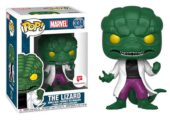 Pop! Marvel - Lizard (Walgreens Exclusive) - Mom's Basement Collectibles