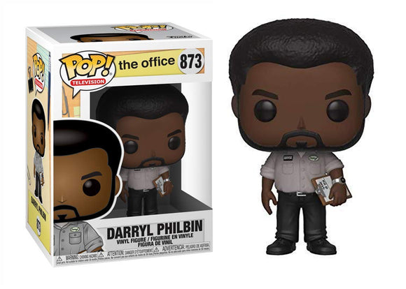 Pop! Television: The Office - Darryl Philbin - Mom's Basement Collectibles