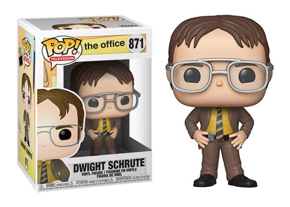 Pop! Television: The Office - Dwight Schrute - Mom's Basement Collectibles