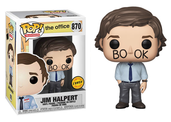Pop! Television: The Office - Jim Halpert (Chase) - Mom's Basement Collectibles